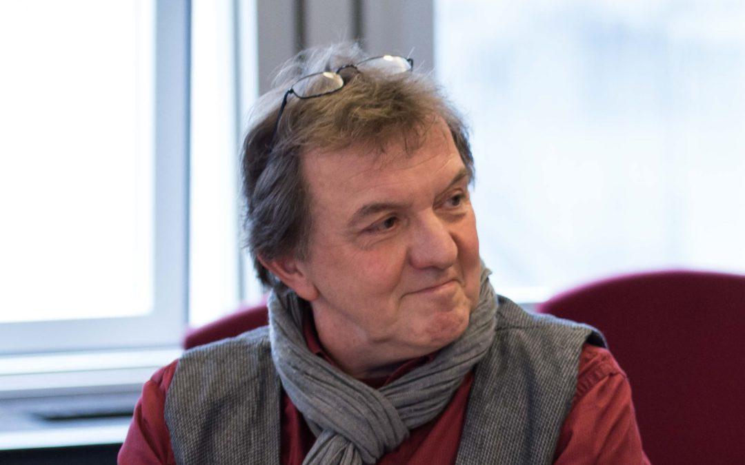 Erik Van der Eycken, EU Research Project Officer