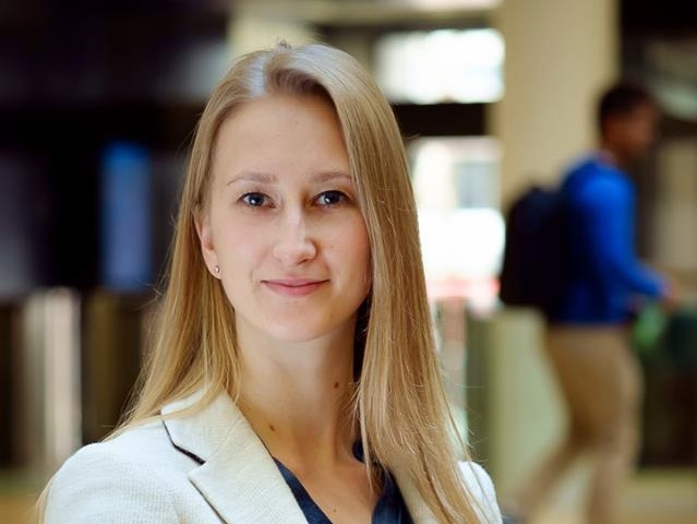 Lina Papartytė, Project Assistant