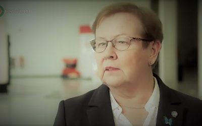President, Hilkka Karkkainen (Finland)