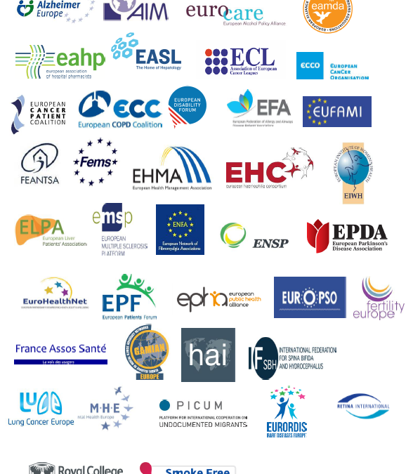 Joint Letter: EU Health Collaboration is crucial for Europe's future