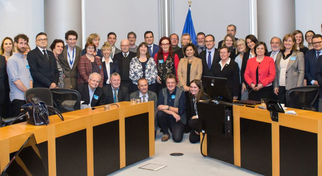 European Parliament Interest Group on Mental Health, Well-being and Brain Disorders (3 December 2018)